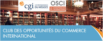 Club des opportunités du Commerce International