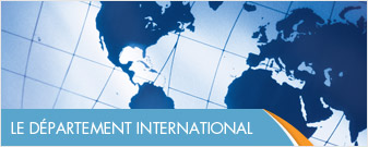 international-departement